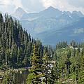 Mount Baker Area Washington by Carol  Eliassen
