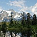 Mount Baker  by Carol  Eliassen