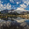 Mount Baker Cloudscape by Mike Reid