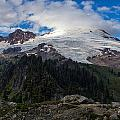 Mount Baker View by Mike Reid