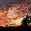 Mount Cheaha Sunset-alabama by Mountains to the Sea Photo