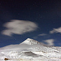 Mount Damavand by Babak Tafreshi