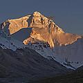 Mount Everest At Dusk by Hitendra SINKAR
