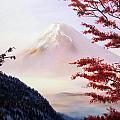 Mount Fuji by Alexandra Louie