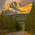 Mount Heyburn by Robert Bales