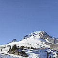 Mount Hood Oregon Panorama by Jit Lim