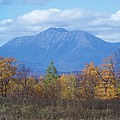 Mount Katahdin From Stacyville 2 by Joseph Marquis