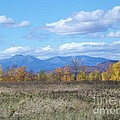 Mount Katahdin From Stacyville by Joseph Marquis