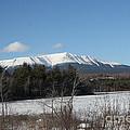 Mount Katahdin Winter 3 by Joseph Marquis
