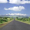 Mount Kenya by Deborah Benbrook