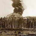 Mount Lassen Volcano California 1914 by California Views Archives Mr Pat Hathaway Archives