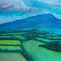 Mount Leinster Ireland by Caroline Cunningham