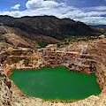 Mount Lyall Mine In Queenstown by Johnathan Ampersand Esper