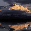 Mount Mckinley by Ron Sanford