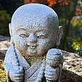 Mount Misen Buddha by Cassandra Buckley