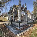 Mount Mora Cemetery 2 by Liane Wright