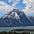 Mount Moran by Jemmy Archer