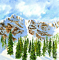Mount Ogden by Walt Brodis