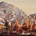 Mount Olympus by Brienne M Brown