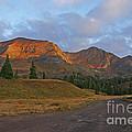 Mount Owen Sunrise by Kelly Black