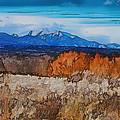 Mount Princeton by Charles Muhle