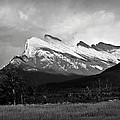 Mount Rundle At Banff National Park by RicardMN Photography