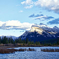 Mount Rundle by Phill Doherty