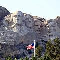 Mount Rushmore by Clayton Kelley