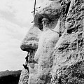 Mount Rushmore Construction Photo by War Is Hell Store