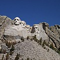 Mount Rushmore by Thomas Woolworth
