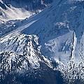 Mount Saint Helens Cauldera  by Susan Garren