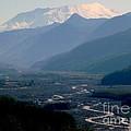 Mount Saint Helens Valley  by Susan Garren