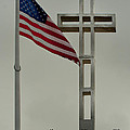 Mount Soledad Cross by Joe Darin