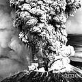 Mount St Helens Eruption by Usgs