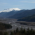 Mount St Helens by Teresa A Lang