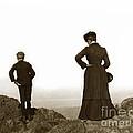 Mount Tamalpais Marin County California Circa 1902 by California Views Mr Pat Hathaway Archives