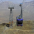 Mount Teide Cable Car by Tony Murtagh
