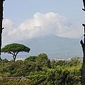 Mount Vesuvius by Adam Romanowicz