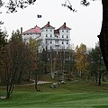 Mount Washington Hotel - Bretton Woods by Christiane Schulze Art And Photography