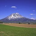 Mount Yotei Volcano Hokkaido by Masami Goto