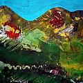 Mountain 130125-1 by Aquira Kusume
