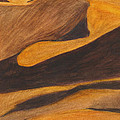 Mountain Abstract by Phyllis Brady