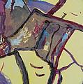 Mountain Antelope by Lenore Senior