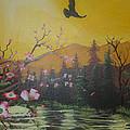 Mountain Bliss by Shaun Rooker