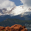 Mountain Clouds by Steve Krull
