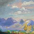 Mountain Dream by Patricia Kimsey Bollinger