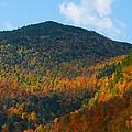Mountain Fall by Joe Masucci