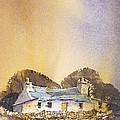 Mountain Farm by Roland Byrne