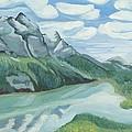 Lake Louise by Christine McNulty