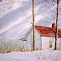 Mountain Home by Jim Gerkin